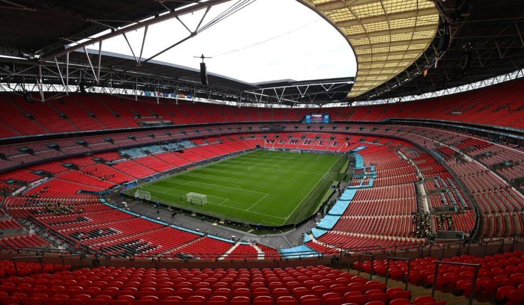 Англия — Дания: полуфинал Евро-2020 на Уэмбли
